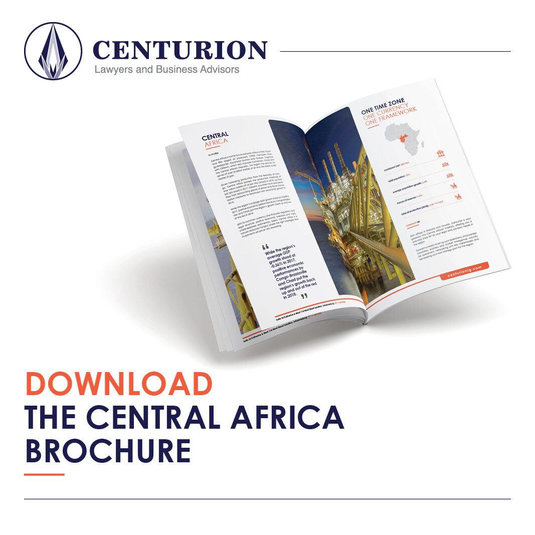 Centurion | Flexible Legal Services for Africa